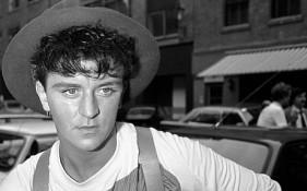 """File photo dated 08/09/1982 of Steve Strange as the New Romantic pioneer has died of a heart attack in Egypt at the age of 55, his record label said. PRESS ASSOCIATION Photo. Issue date: Thursday February 12, 2015. The Welsh pop singer found fame in the 1980s as frontman for Visage. He also managed the Blitz Club in Soho, central London, a focal point for the New Romantic movement. Marc Green, label manager at August Day Recordings, said: """"We are extremely saddened to announce that Steve Strange died at 11.15 local time on Thursday February 12 in Sharm el-Sheikh International Hospital, Egypt. See PA story DEATH Strange. Photo credit should read: PA Wire"""