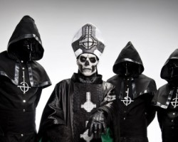 GHOST SE INCORPORA AL CARTEL DEL CORONA HELL AND HEAVEN METAL FEST 2016