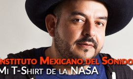 Mexican Institute Of Sound – Mi T-Shirt de la NASA